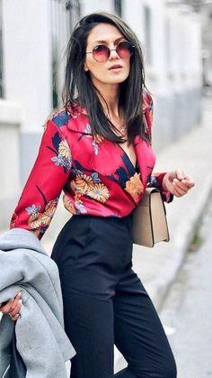 Womens business casual outfits, office attire women professional outfits, w Fashion Mode, Work Fashion, Womens Fashion, Young Fashion, Cheap Fashion, Ladies Fashion, Trendy Fashion, Fall Fashion, High Fashion