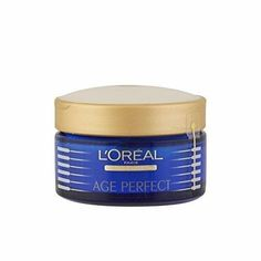 L'Oreal Paris Dermo Expertise Age Perfect Re-Hydrating Night Cream - Anti Aging Skin Care - Makeup Natural Anti Aging Eye Cream, Anti Aging Skin Care, Cream For Oily Skin, Combination Skin Care, Anti Aging Moisturizer, L'oréal Paris, Diy Skin Care, Asheville, Make Up