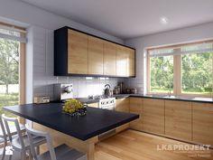 LK&1129 - zdjęcie od LK&Projekt - Kuchnia - Styl Tradycyjny - LK&Projekt