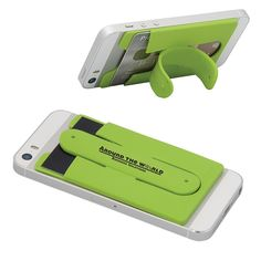louvre smart wallet with stand-lime green Cell Phone Wallet, Cell Phone Stand, Phone Charger, Hotel Card, Breast Cancer Walk, Mobile Marketing, Marketing Ideas, Diabetic Dog, Direct Mail