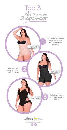 27024675e1219 Our Top 3 All About Shapewear Body Shapers Shape Wear