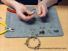 Making jewelry - DIY Project 5: Making a memory wire bracelet