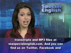 Improve your English with VOA news, Pratice English with VOA Special Eng...