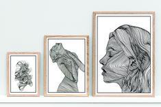 DOTSbyGemma print Gallery Wall, Photo And Video, Etsy, Instagram, Decor, Decoration, Decorating, Dekorasyon, Dekoration