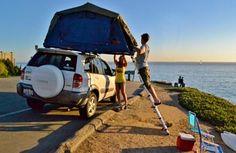 Tepui Roof Top Tents - - Ayer Top Tents, Roof Top Tent, Tepui Tent, Little Giants, Rooftop, Camping, Sky, Camo, Campsite