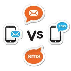 Email vs SMS: Marketing In 2014?