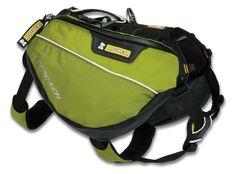 a great dog back pack that givers Fido a job to do, and provides a little more exercise :) i have this for my dog, and it is GREAT.