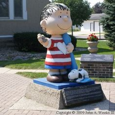 Twin Cities MN The Real Linus