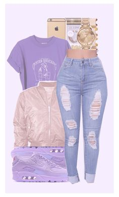 /Purple for the Prince #RIPPRINCE / by swagerlovehater on Polyvore featuring polyvore, NIKE, fashion, style, clothing and RIPPrince