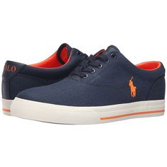 Polo Ralph Lauren Vaughn (Navy Matte Ripstop) Men s Lace up casual. 59d0c62f0f