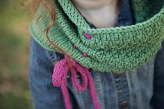 Jeannie knitting pattern by Meg Roke
