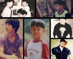 Eye Candy: Adorable childhood photos of Cube Entertainment artists Btob Lee Minhyuk, Lee Changsub, Cube Entertainment Artists, Born To Beat, Rapper, Yoseob, Childhood Photos, Kpop Boy, Baby Pictures