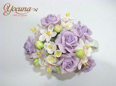 bouquet flores en azucar