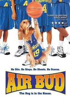 Air Bud the movie Kid Movies, Family Movies, Great Movies, Disney Movies, Movies And Tv Shows, Movie Tv, Children Movies, Old Kids Shows, Disney Dogs