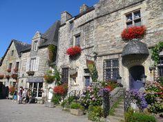 Rochefort-en-Terre. The most beautiful village in Bretagne