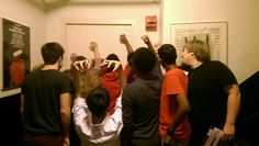 #SLSYO Powell Hall Scavenger Hunt on Sept. 6, 2014 – Maestro Robertson where are you?