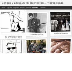 Blog sobre literatura