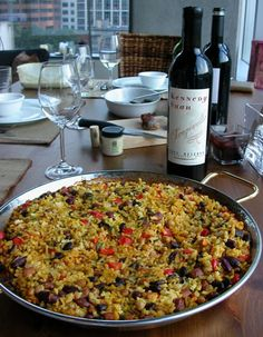 Paella.... To Die for