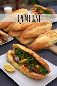 Tasty Videos, Food Videos, Turkish Recipes, Indian Food Recipes, Foccacia Recipe, Pan Relleno, Everyday Food, Food Menu, Diy Food