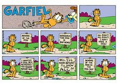 Momentos que han dejado marca: En 1978, en 49 periódicos de Estados Unidos, se publica la primera historieta de Garfield.