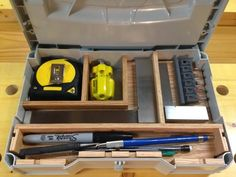 Small Tools Organizer for Festool Mini Systainer