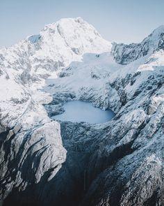 New Zealand by Bryan Daugherty