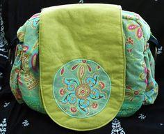 Morven's Handmades: Fotobella Bag