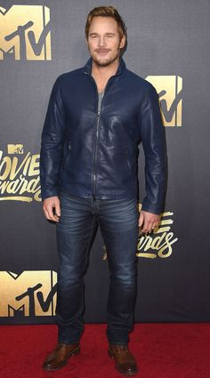 Sneak a Peek at All the Stars on the 2016 MTV Movie Awards Red Carpet - Chris Pratt  - from InStyle.com