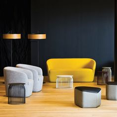 Turi Turi Low tables designed by Antonino Sciortino for La Cividina