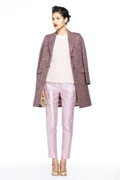 My #1 for casual look is  J.Crew Fall 2013 Ready-to-Wear Collection Slideshow on Style.com