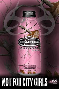 "Team Realtree    The best one yet. Pink Lemonade doesn't have that wierd ""energy drink"" taste"