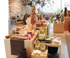 small gift shop display ideas - Google Search