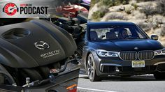 Autoblog Podcast #523 | BMWs, Trackhawk and Mazda's new engine technology
