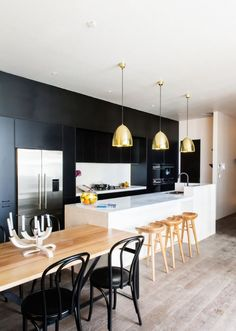 Key Trends From The Block Glhouse Kitchens Interiors Addict