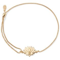 Alex and Ani Precious Metals Symbolic Lotus Peace Petals Pull Chain... ($68) ❤ liked on Polyvore featuring jewelry, bracelets, gold, alex and ani, peace symbol jewelry, metal jewelry, metal bangles and peace sign jewelry