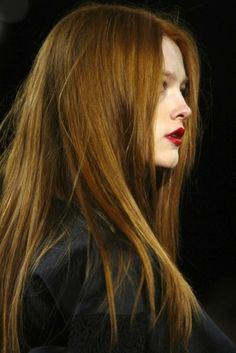 hair - redhead - from FashionFixation
