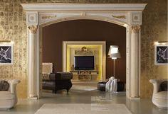 SISSI Sissi© Classic Wood Interior Doors | Italian Luxury Interior Doors | New Design Porte Panels and Doorways