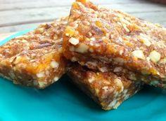 Homemade Lara Bars (Vegan) #recipes