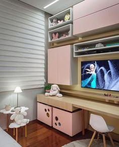 Aquele toque do Rosa!  - Projeto Leds Arquitetura -  |Me acompanhe também no @pontodecor e @maisdecor_ - www.homeidea.com.br Face:…