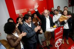 El PSOE presenta en Cartaya una candidatura joven y renovada