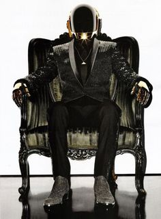 Daft Punk for Obsession