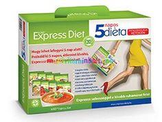 Expressz Diéta csomag 5 napos – antikatabolikus ketogén diéta, a Harvard Egyetem ajánlásával! - Natur Tanya®