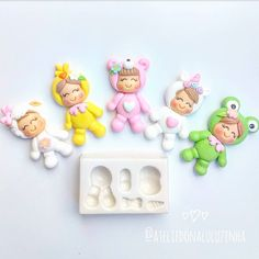 1 million+ Stunning Free Images to Use Anywhere Polymer Clay Figures, Cute Polymer Clay, Polymer Clay Crafts, Clay Crafts For Kids, Diy Home Crafts, Free To Use Images, Silicone Dolls, Pasta Flexible, Cold Porcelain