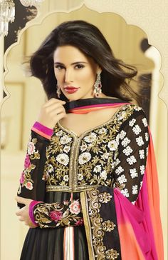 Nargis Fakhri is an American model and actress. She has appeared on America's Next Top Model and made her acting debut with the 2011 Bollywood film Rockstar.
