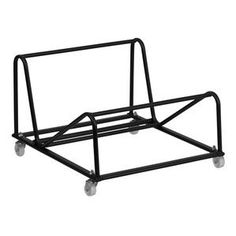 Flash Furniture High Density Stack Chair Dolly RUT-188-DOLLY-GG
