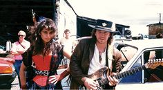 SRV Behind The Scenes
