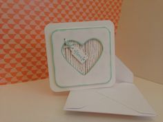 I don't throw my #scraps away. I use them to make these 3 by 3 inch #cards #su #stampinup #inksandpieces #papercrafting #stamps