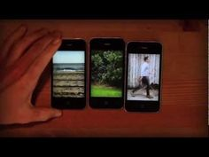 A super creative music video with 3 iPhones.