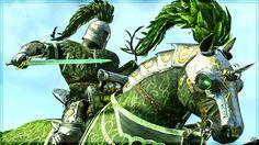 Reskin Impressive Green Knight