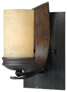 Varaluz 112B01 Aizen Wall Sconce - VAR-112B01